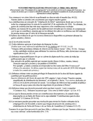 Necesidades_de_la_Congregacion_-_Privilegio_de_financiar_la_obra_1996_1